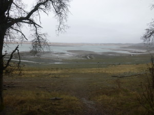 Folsom Lake shot - with a little more water at least!