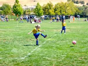 Goal Kick!