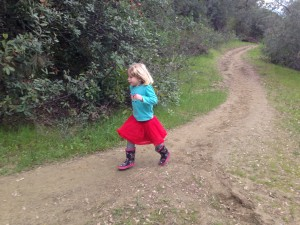 Future trail runner?