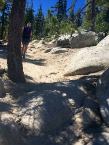 More boulders to climb