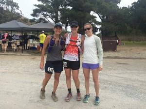 Me, Paulette and Erin Oiselle Volee!
