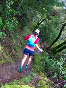 Muddy run descents ahead!