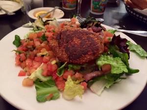 Denise's Veggie Salad ala Trailmomma