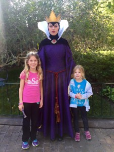 The Evil Queen from Snow White was my absolute favorite character. :)