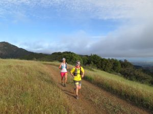 Coming into Bald Mountain - Photo by Quicksilver volunteers
