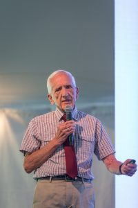 Dr. T. Colin Campbell - legend Photo by Molinski Photography