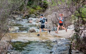 Stream crossing! Photo Credit: Chasqui Runner