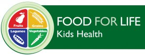 Kids health logo horizontal